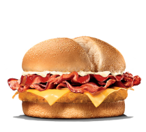 Chicken Bacon King